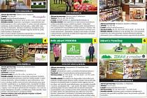 Nejoblíbenější prodejna s bio výrobky a zdravou výživou.