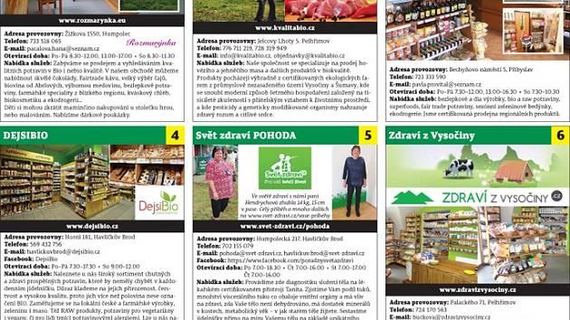 0935eed2689b Čtenářská soutěž  Nejoblíbenější prodejna s bio výrobky a zdravou ...