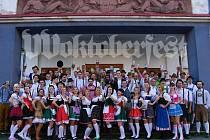 VVoktoberfest v Chotěboři. Ilustrační foto.