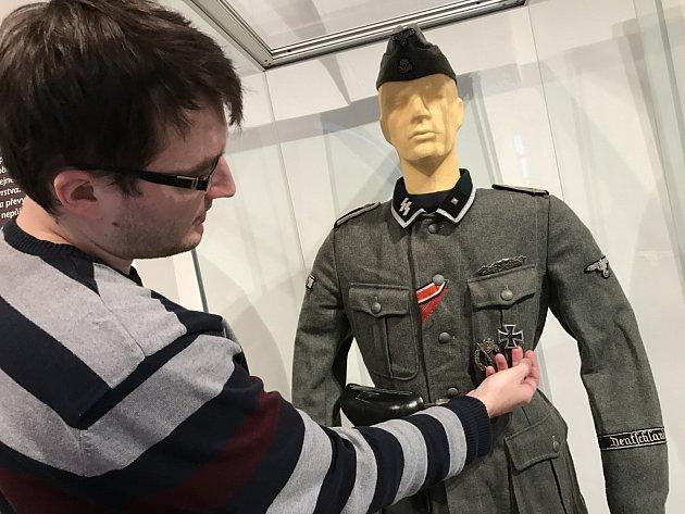 Německá uniforma.