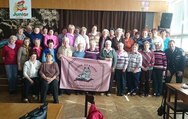 V Chotěboři byl zahájen již 8. ročník Senior akademie.