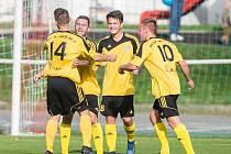 Už dlouho nezažili divizní fotbalisté Ždírce nad Doubravou pocit radosti z výhry v soutěžním utkání. Naposledy doma v derby podlehli Havlíčkovu Brodu 0:2.