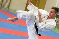 Mezinárodního mistrovství České republiky v Moderním sportovním karate (MSKA) v Chotěboři.