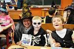 Halloweenské vyučování na ZŠ Konečná.