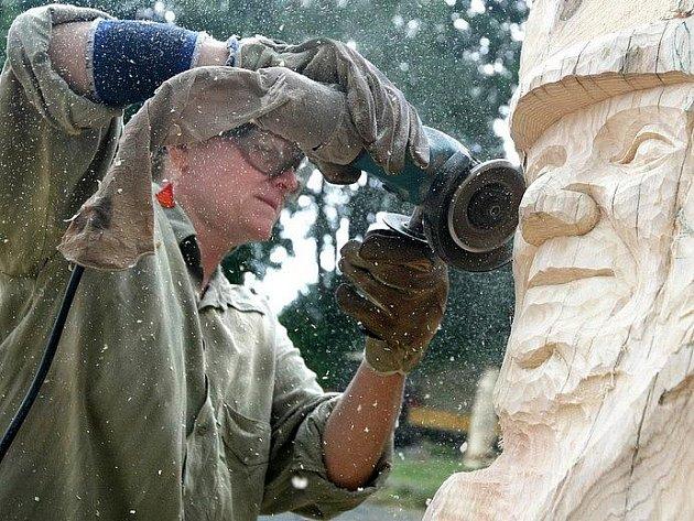 Dřevěná Lipnice. Ilustrační foto.