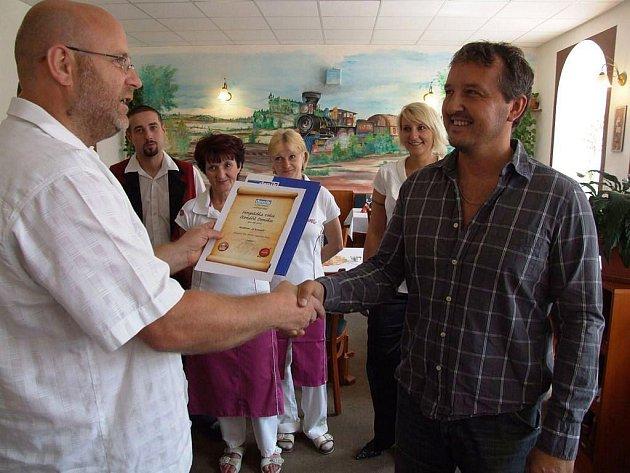 V anketě čtenářů Deníku se Hospůdkou roku 2010 stal Hostinec U Kroupů v Havlíčkově Brodě.