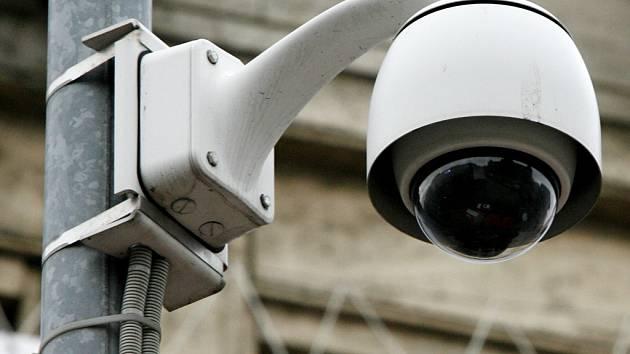 V Postoloprtech chtějí rozšířit kamerový systém. Ilustrační foto: