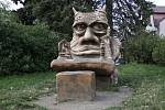 Chotěbořský park Stromovka.