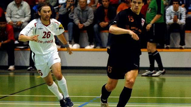 Další napínavé utkání finále futsalové ligy se chystá na úterý 15.května.