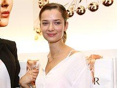 Herečka Marika Šoposká patří k nejúspěšnějším absolventům světelské Základní umělecké školy.
