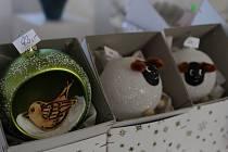 Předvánoční skláření ve sklářské huti Jakub v Tasicích