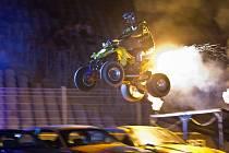 Speedway Stunt Show.