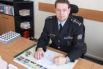 Územní odbor Policie České republiky v Havlíčkově Brodě řídí plukovník Pavel Nováček od prvního ledna 2010.
