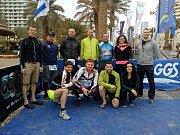 Český triatlon má ve světě dobré jméno, což se potvrdilo i na Isramanu 2017.