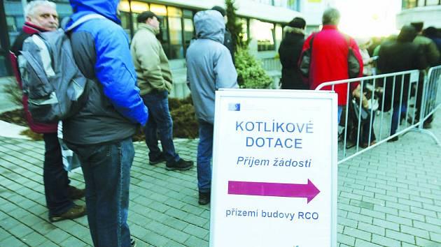 Státní fond životního prostředí zvýšil Kraji Vysočina objem peněz na výměnu kotlů skoro o 24 milionů korun. Ilustrační foto.