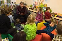 Den pro dětskou knihu v Havlíčkově Brodě.