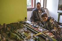 Výstava Máme rádi vláčky potrvá v Chotěboři až do konce srpna.