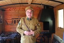 Legiovlak je věrná replika legionářského vojenského vlaku z let 1918 až 1920, ve kterých se českoslovenští legionáři probojovávali Ruskem po Transsibiřské magistrále.