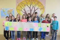 Žáci ZŠ Konečná získali díky novému projektu nejen nové zkušenosti, ale i partnery v zahraničí.