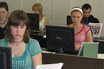 Studenti z celé země se sjeli na mistrovství republiky žáků středních škol v grafických předmětech na Obchodní akademii a Hotelovou školu v Havlíčkově Brodě.