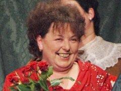Anna Šauerová.