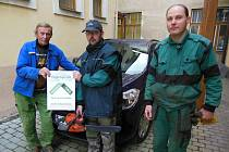 Fokus získal na pořízení automobilu štědrou dotaci z Nadace OKD.