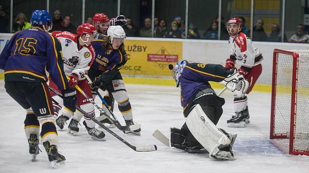 Hokejové týmy z Pelhřimova a Humpolce se na Vysočinu přesouvají po letech strávených v jihočeských soutěžích.