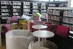 Krajská knihovna v Brodě je nejmodernější na Vysočině. Čtenáři se do ní ale zatím nepodívají. Foto:Deník/Štěpánka Saadouni