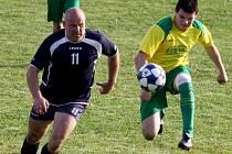 Utkání mezi Dlouhou Vsí a Přibyslaví nakonec skončilo vítězstvím hostujícího celku 1:0.