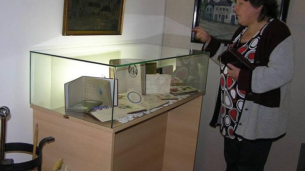Originální sbírku památníků nabízí podle Anny Šauerové městské muzeum Přibyslav.