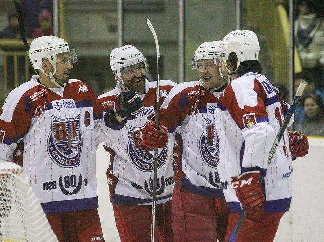 Hokejisté Havlíčkova Brodu dokázali otočit výsledek zápasu v Porubě, ale o vítězství přišli v posledních třech minutách duelu.
