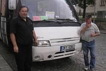Autobus Praha - Lipnice n. S.