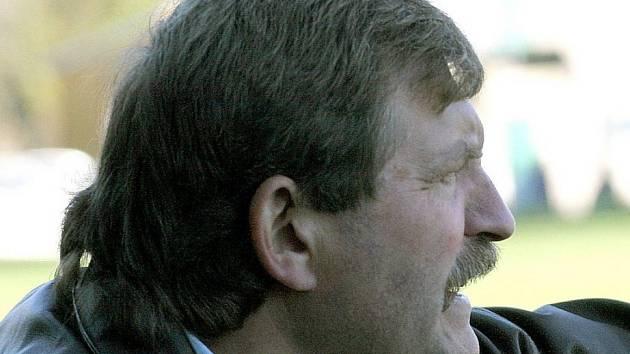 Trenér Jaroslav Žejdlík