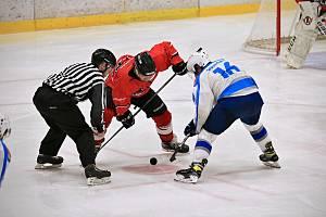 Jen pět týdnů na ledě. Nejvíc se dařilo hokejistům Chotěboře.