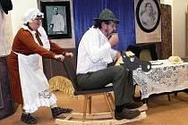 Kuchařka a generál aneb Druhá míza. Ilustrační foto.