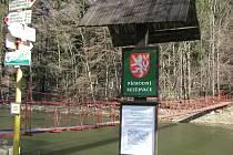 Rezervace. Stvořidla u Ledče nad Sázavou slaví 65 let. Podle pověsti má tento originální kout přírody na svědomí čert.