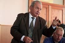 Pavel Punčochář,  vrchní ředitel sekce vodního hospodářství Ministerstva zemědělství.