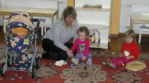 Mateřské centrum Zvoneček chce nabízet maminkám zázemí bez ohledu na stav jejich peněženky.