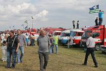 Pyro Car 2014 v Přibyslavi.