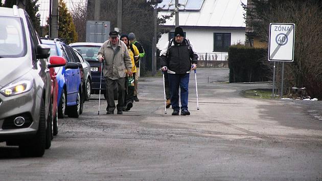Na pochod zimním Podoubravím se každý rok vydávají stovky turistů z celé republiky.