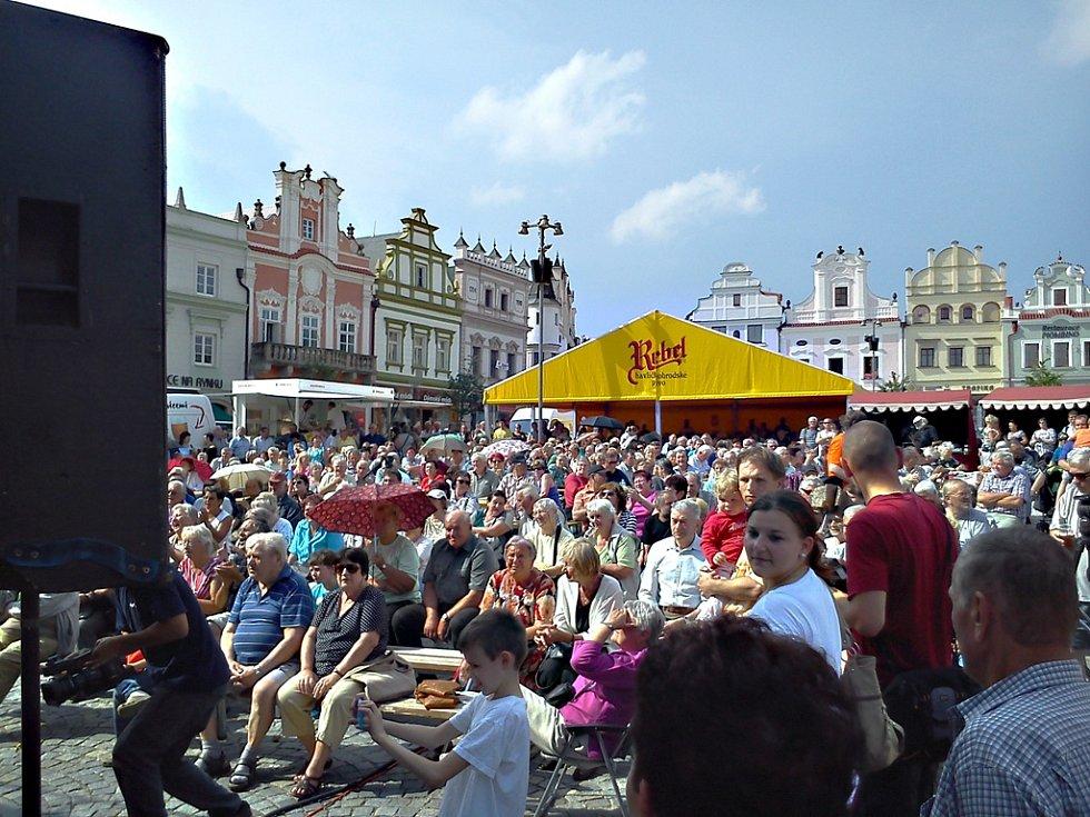 Loňský ročník havlíčkobrodského Festivalu dechových hudeb navštívilo na tři tisíce spokojených diváků.
