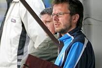 Trenér Josef Soural (na snímku) u kormidla divizních fotbalistů Havlíčkova Brodu končí. Ve funkci ho střídá staronová tvář Karel Kolesa.