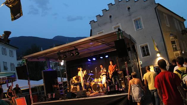 Z návštěvy v Brixenu