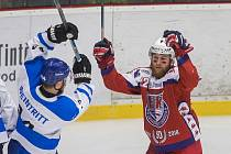 Havlíčkobrodští hokejisté zvládli semifinálovou série s Valašským Meziříčím 3:1 a ve finále narazí na Moravské Budějovice.