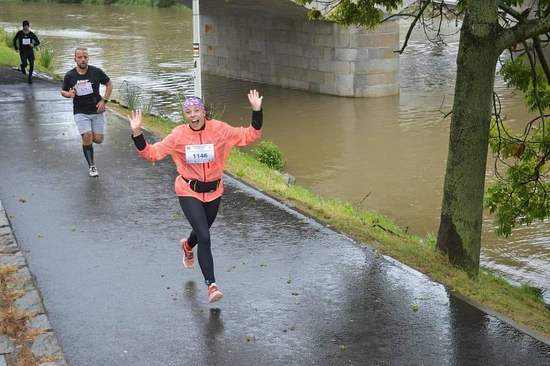 Havlíčkobrodský půlmaraton 2020.