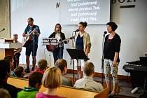 Sbor Církve bratrské v Horní Krupé v současnosti působí na třech místech.