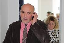 Ladislav Klusáček z Vysokého učení technického v Brně, který zpracovával posudek