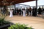 Slavnostní otevření přírodovědného centra na ZŠ Nuselská v Havlíčkově Brodě.