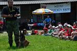 Momentky z tábora havlíčkobrodské městské policie.