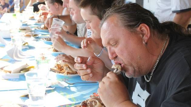 Jedlíci si v sobotu dají dostaveníčko na Řece.